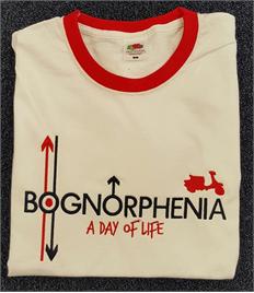 Bognorphenia White T - Shirt