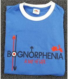 Bognorphenia Blue T - Shirt